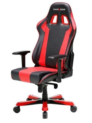 Cadeira K-Series OH/KX06/NR Preto/Vermelho - DXRacer