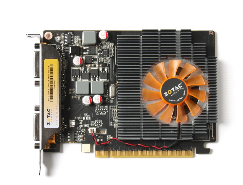Placa de Video GeForce GT630 2GB DDR3 128Bits ZT-60411-10L - Zotac