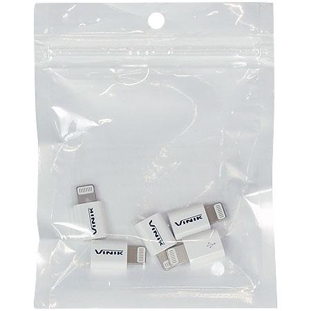 Adaptador USB Fêmea X OTG Lightning Macho OTGLMUAF  23579 - Vinik