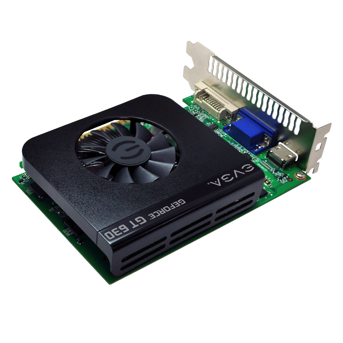 Placa de Video GeForce GT630 1GB GDDR5 128Bits 01G-P3-2632-KR - EVGA