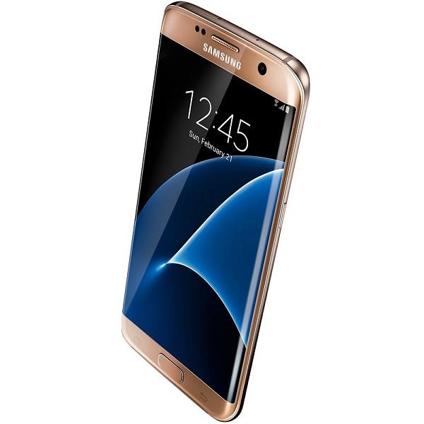 Smartphone Galaxy S7 Edge G935F, Octa Core 2.3Ghz, Andr 6.0, Tela Super Amoled 5.5, 32GB, 12MP, 4G, Dourado - Samsung