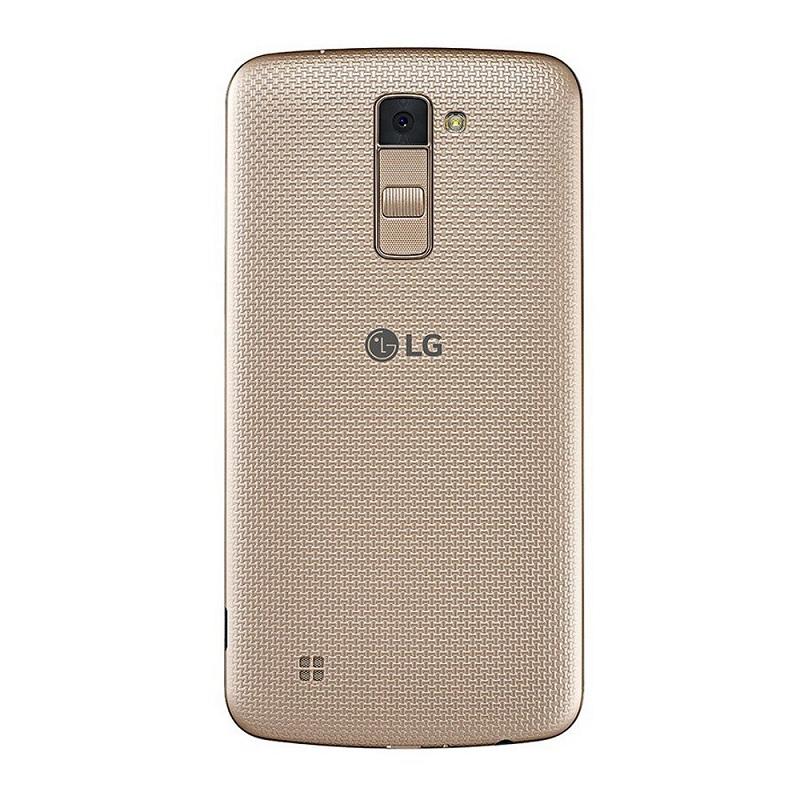 Smartphone K10 K430TV, Octa Core 1.14Ghz, Andr 6.0, Tela 5.3, 16GB, 13MP, 4G, Dual Chip, Dourado - LG