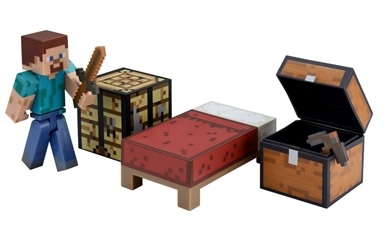 Minecraft Survival Kit BR143 - Multilaser