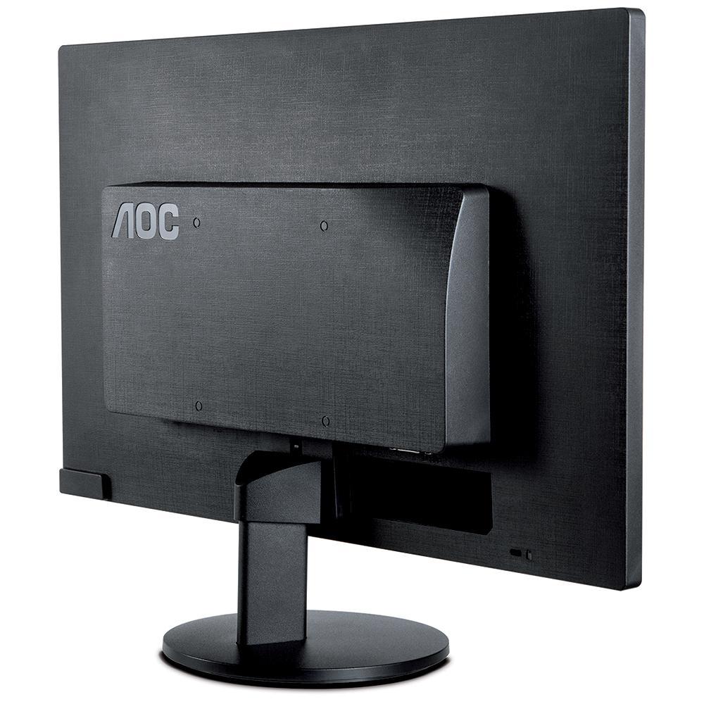 Monitor LED 15.6 Slim 8ms co-Mode USB E1670SWU - AOC