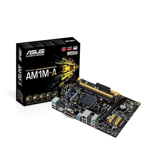 Placa Mãe AM1 AM1M-A/BR (HDMI/DVI/VGA) - Asus