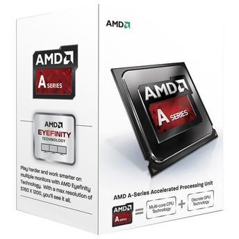 Processador FM2 A4 7300 Dual Core, 3.8GHz AD7300OKHLBOX - AMD
