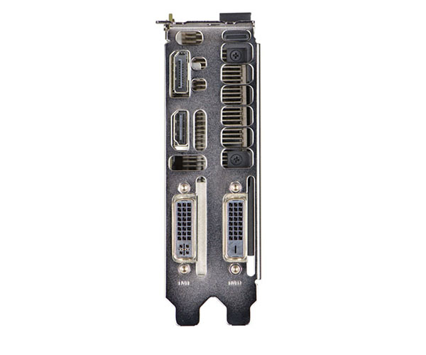 Placa de Vídeo Geforce GTX960 2GB DDR5 128Bits 02G-P4-2961-KR - EVGA