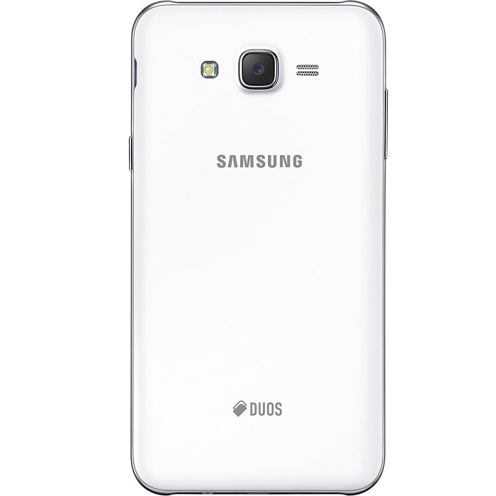 Smartphone Galaxy J7 Duos SM-J700M, Octa Core, Android 5.1, Tela 5.5, 16GB, 13MP, 4G, Branco - Samsung