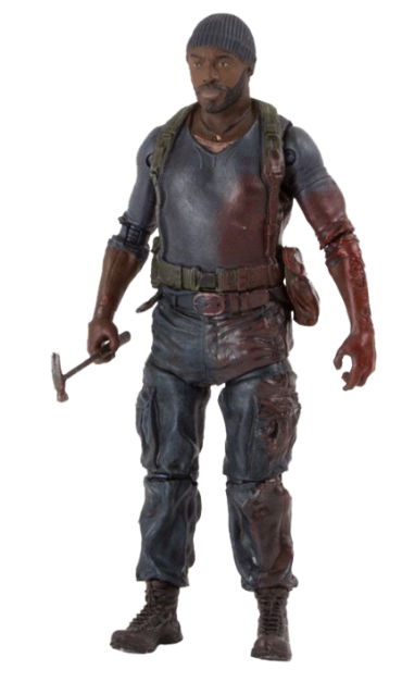 Walking Dead Tyreese Exclusive - Action Figures