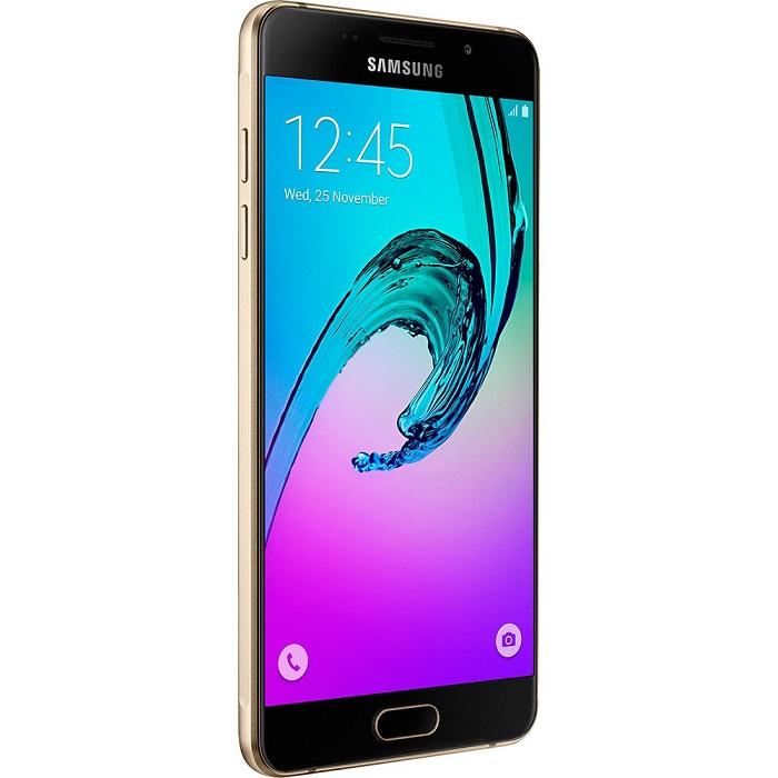 Smartphone Galaxy A5 A510 Duos, Octa Core, Android 5.1, Tela 5.2, 16GB, 13 MP, 4G Dourado - Samsung