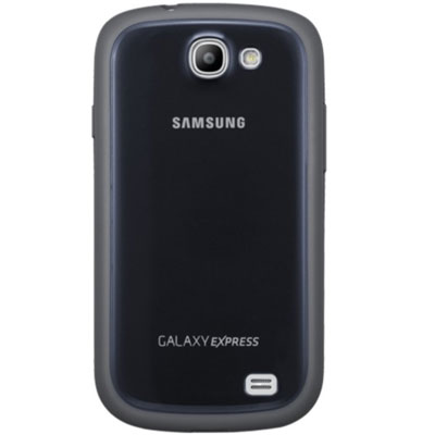 Capa EF-PI873BL Azul Galaxy Express I8730 - Samsung