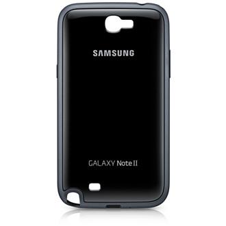 Capa Galaxy Note II Premium Preta EFC-1J9BB - Samsung