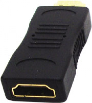 Smart ST-HDMI-MF Adaptador HDMI M X HDMI F Dourado - Smart