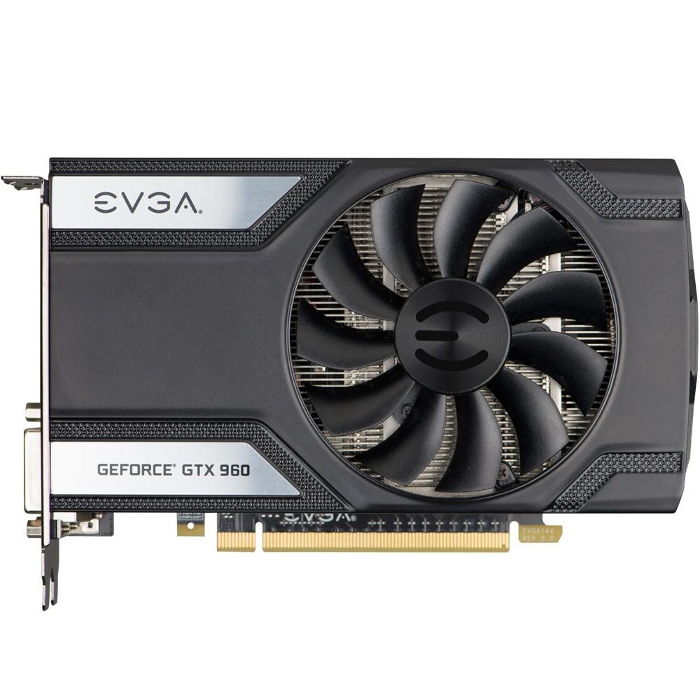 Placa de Vídeo Geforce GTX960 2GB SC DDR5 128Bits 02G-P4-2962-KR - EVGA