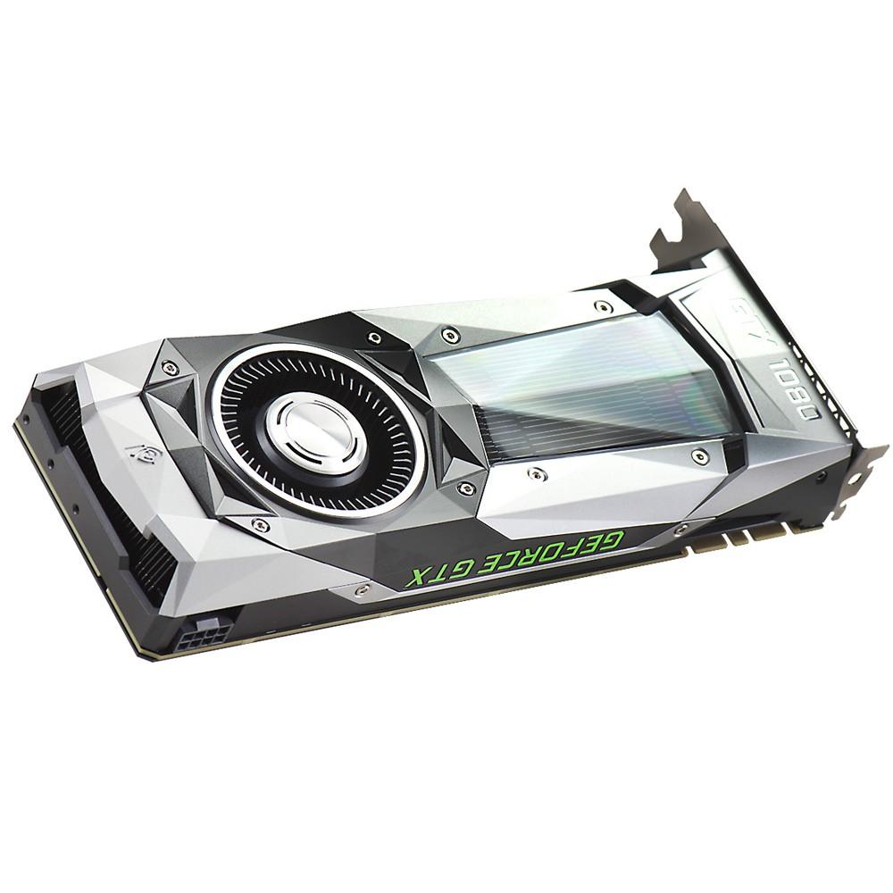 Pré-Venda Placa de Vídeo Geforce GTX 1080 8GB DDR5X 256Bits PCI-E 3.0 08G-P4-6180-KR - EVGA