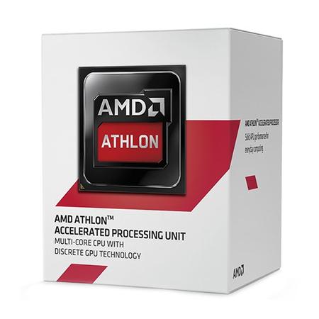 Processador AM1 Athlon 5150 Quad-Core, Cache 2MB, 1.6Ghz AD5150JAHMBOX - AMD