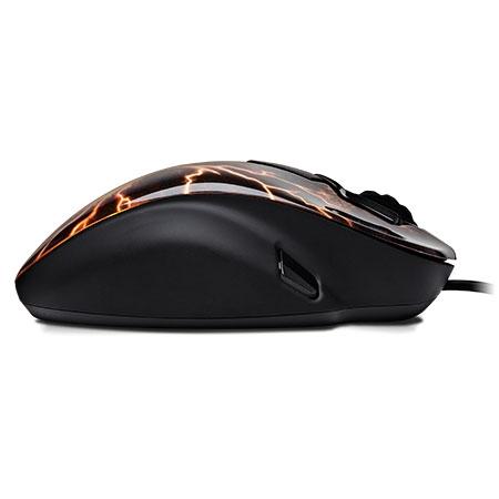 Mouse Gamer Óptico World OF Warcraft Legendary 62050 - SteelSeries