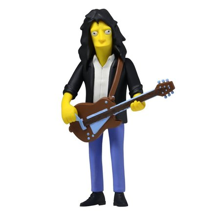 The Simpsons 25TH annivesary Series 4 Action Figure Joe Perry