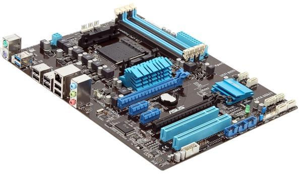 Placa Mãe AM3+ M5A97 LE R2.0 USB 3.0 140W CrossfireX (S/R) - Asus