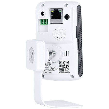 Câmera IP Wireless Plug and Play 1.0MP ONVIF Lente 2.8mm SE137 - Multilaser