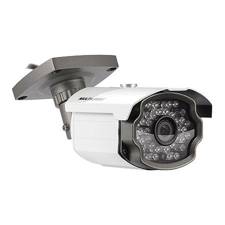 Câmera 24 leds Lente 2.8mm AHDM 960p SE143 Branca - Multilaser