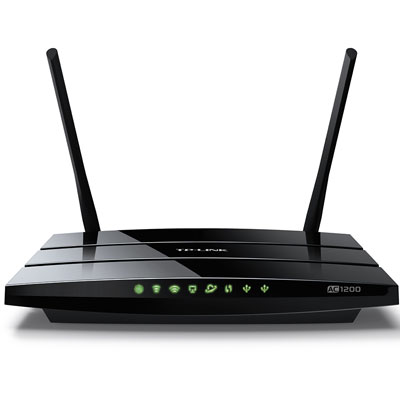 Roteadro Wireless 4 Portas Gigabut D.band AC 1.2Gbps C5 - Tplink