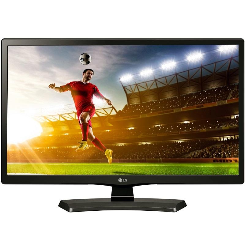 Monitor TV Led 23,6 com Conversor Digital, HDMI, USB 24MT48DF - LG