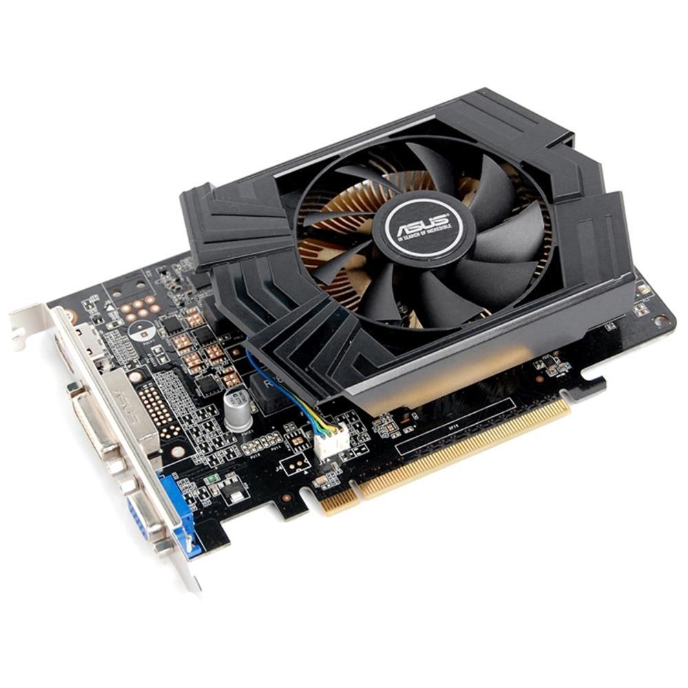 Placa de Vídeo Geforce GTX750 1GB DDR5 128Bits GTX750-PHOC-1GD5 - Asus