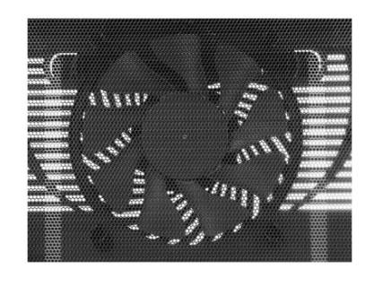 Base para Notebook L1 de 7 a 17 R9-NBC-NPL1-GP - CoolerMaster