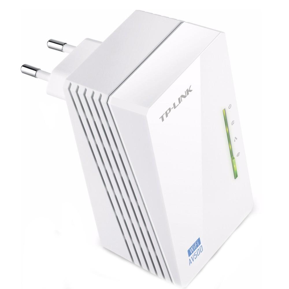 Repetidor Powerline 300Mbps TL-WPA4220 Extensor - Tplink