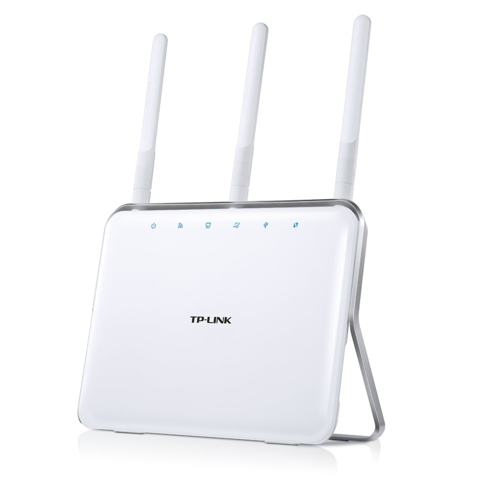 Roteador Wireless 4 Portas Dual Band AC1750 C8 - Tplink