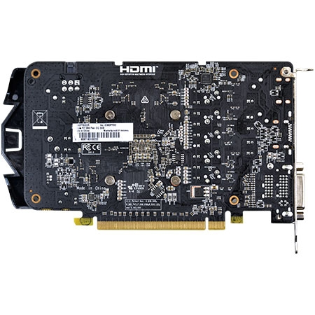 Placa de Vídeo Radeon R7 360 Hammer OC Edition 2GB DDR5 128Bits O360PFB2CR - Pcyes