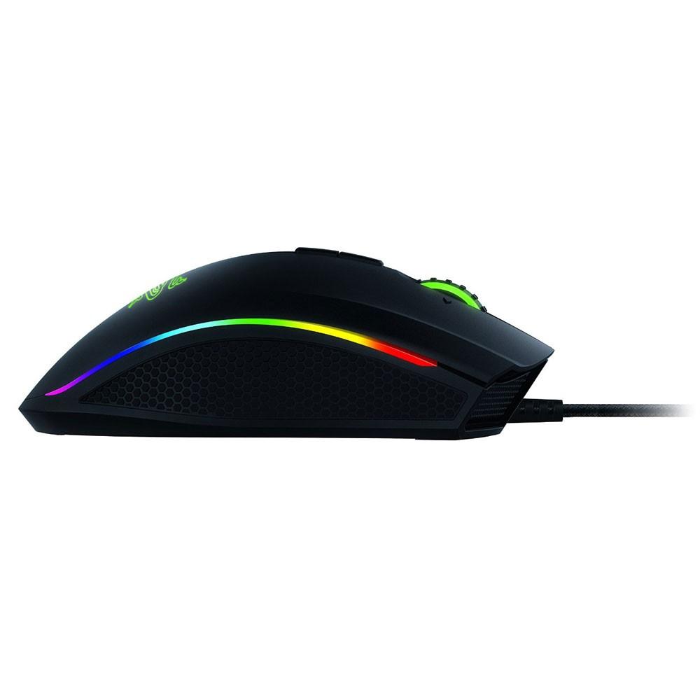 Mouse Gamer Mamba Tournament Edition Laser 5G 9 Botões 16000dpi RZ01-01370100-R3U1 - Razer