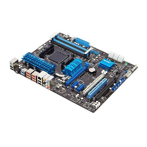 Placa Mãe AM3+ M5A99X EVO R2.0, 4xDDR3, USB 3.0, 140W SLI/CrossfireX (S/R) - Asus