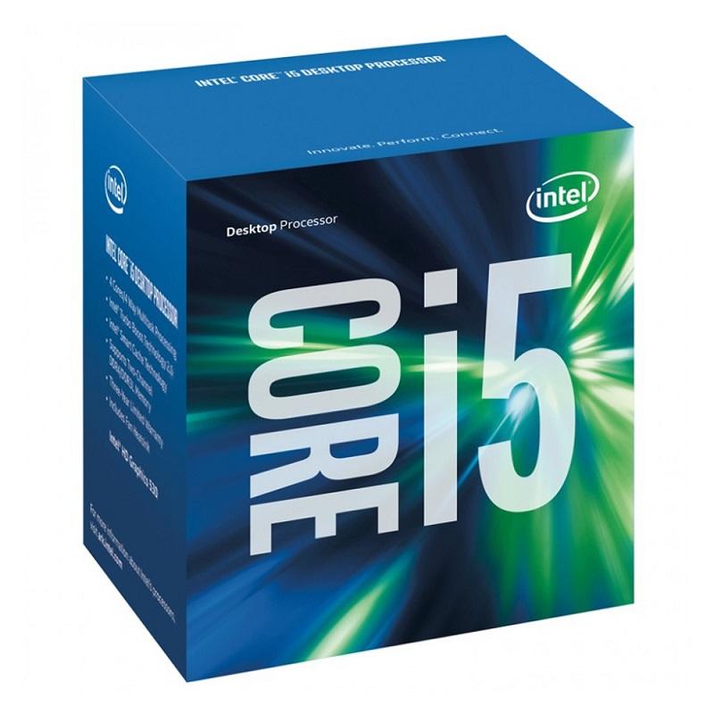 Processador LGA 1151 Core i5 6600, 6MB, 3,3Ghz BX80662I56600 BOX - Intel