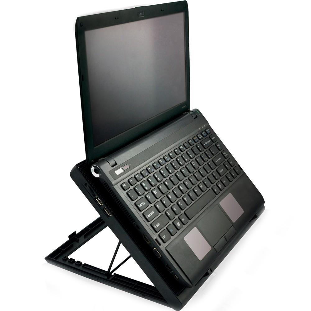 Base para Notebook com Cooler e Led AC267 - Multilaser