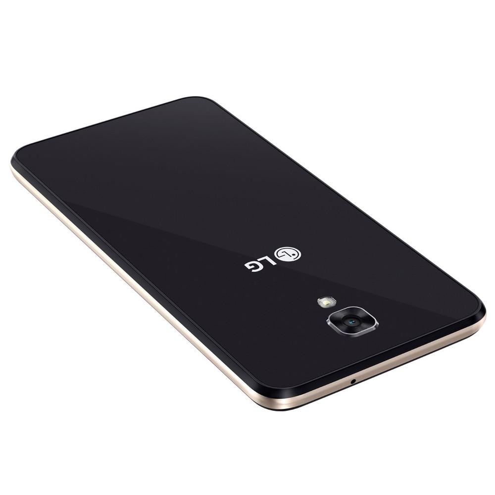 Smartphone X Screen K500DS, Quad Core, Android 6.0, Tela 4.9 + 1,76, 16GB, 13MP, 4G, Dual Chip, Preto - LG