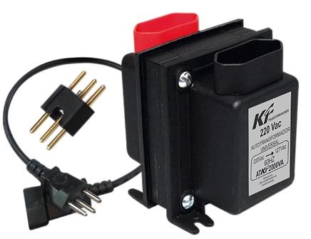 Auto Tranformadores com Proteção Térmico QTRF0454 1050VA BIV - KF