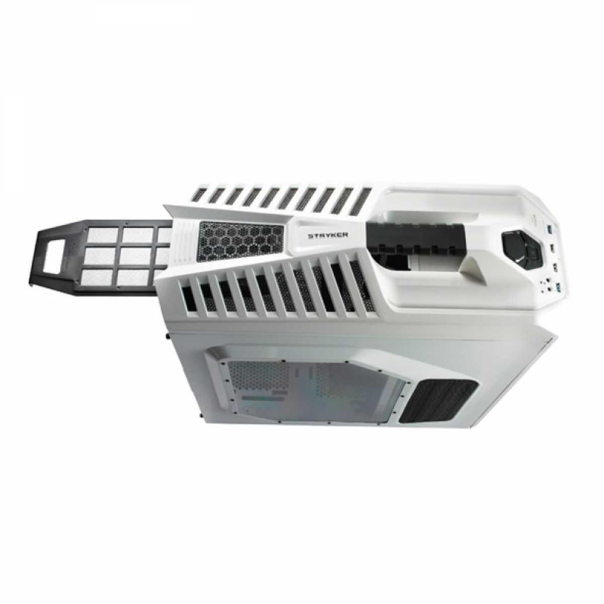 Gabinete ATX Storm Stryker SGC-5000W-KWN1 Preto e Branco - Coolermaster