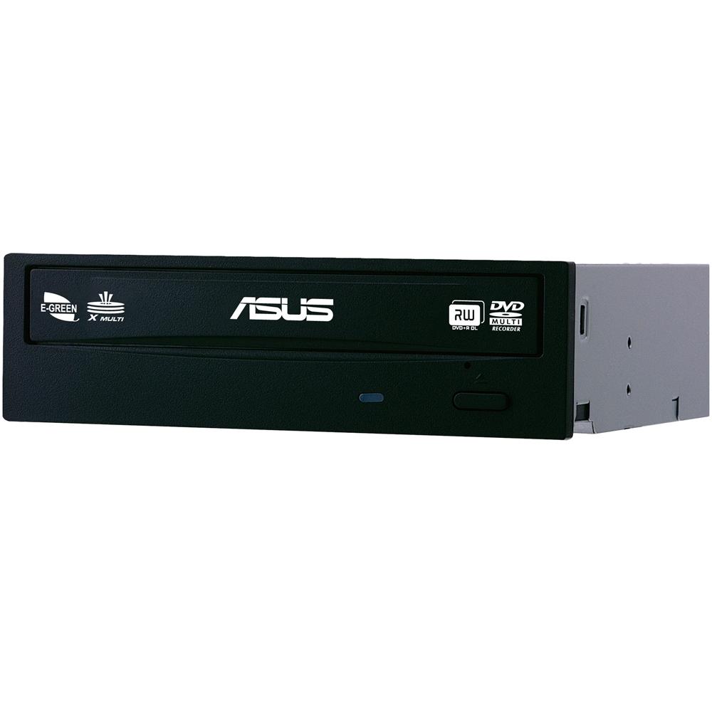 Gravadora de DVD 24X Sata Preto DRW-24F1ST/BLK/B/AS - Asus