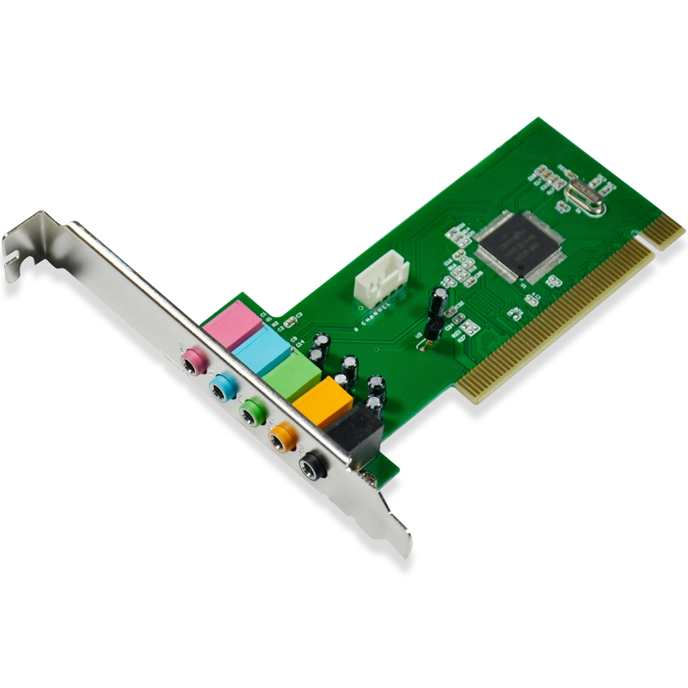 Placa de Som PCI 5.1 GA141 - Multilaser