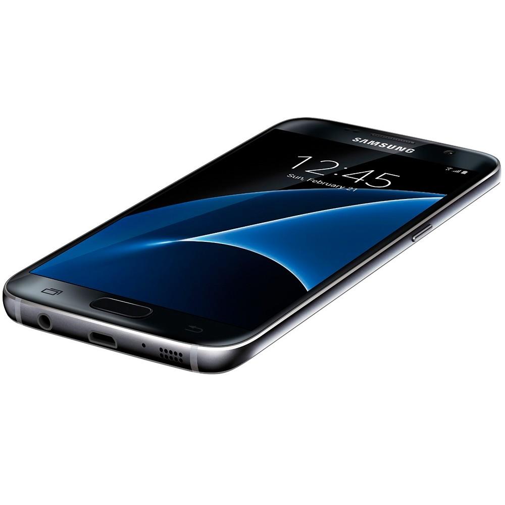 Smartphone Galaxy S7 G930F, Octa Core 2.3GHz, Android 6.0, Tela Super Amoled 5.1, 32GB, 12MP, 4G, Preto - Samsung