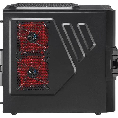Gabinete Strike-X One Advanced Black sem Fonte EN58377 - Aerocool