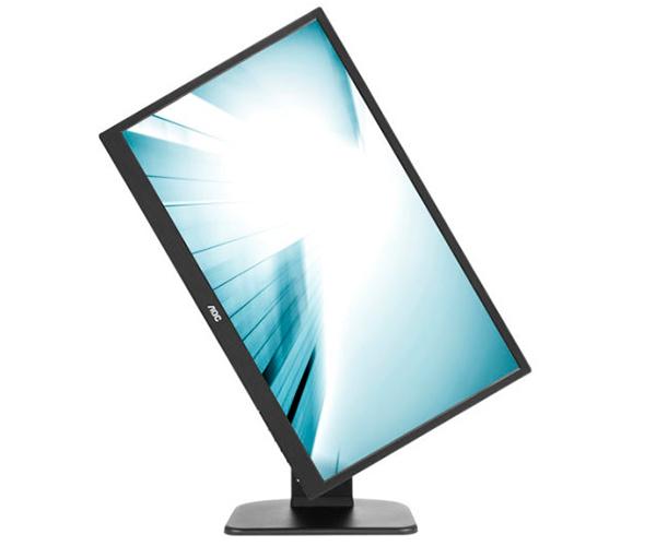 Monitor LED 18,5 Widescreen Profissional c/Regulagem de Altura E970PWHEN - AOC