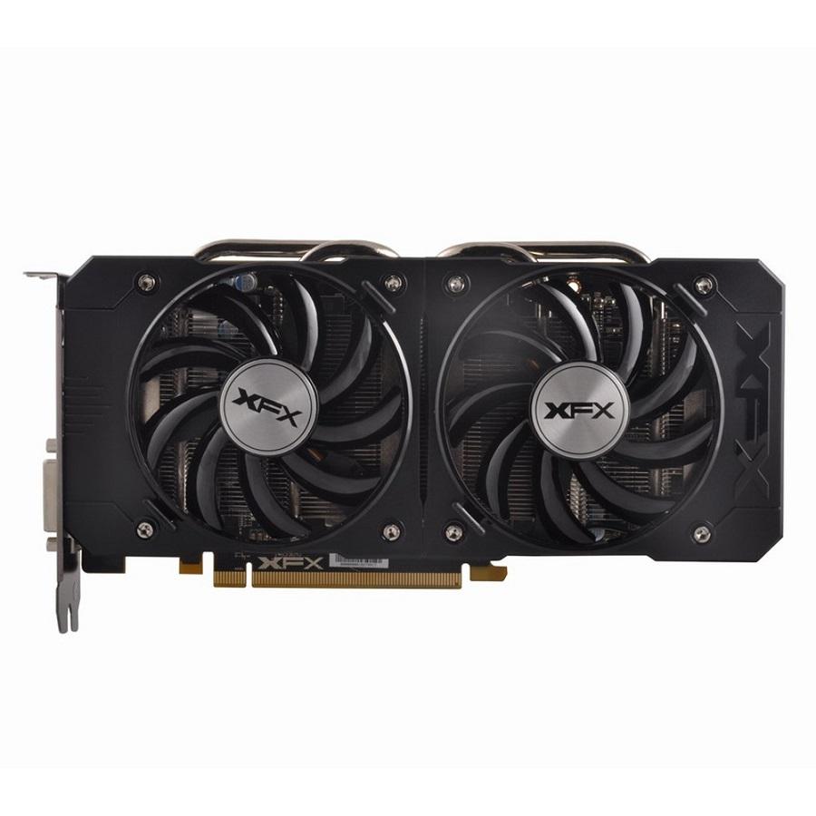Placa de Vídeo Radeon R9 380X 4GB DD BLK OC 1030Mhz R9-380X-4DB5 - XFX