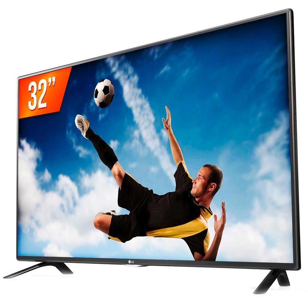 TV Led HD 32 com USB, HDMI 32LW300C - LG