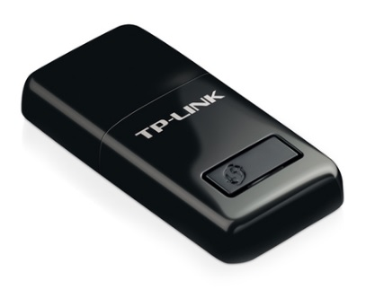 Mini Adaptador Wireless N USB 300 Mbps TL-WN823N - Tplink