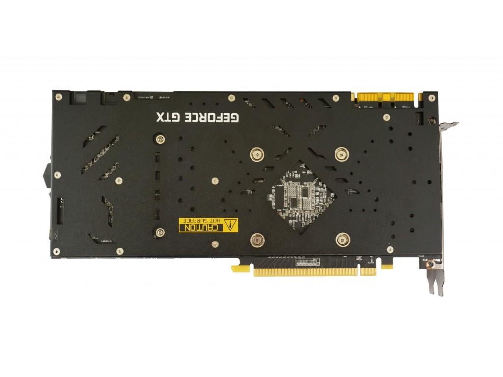 Placa de Vídeo Geforce GTX 1080 EXOC 8GB GDDR5 256Bits 80NSJ6DHL4EC - Galax