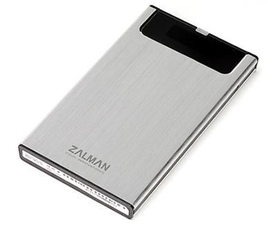 Zalman ZM-HE130 External HDD Driver PC