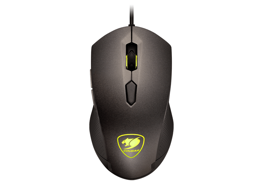 Mouse Gamer Minos X3 3200 DPI (LED 8 Cores) CGR-WOMB-MX3 - Cougar